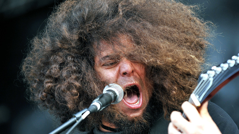 coheed and cambria singer
