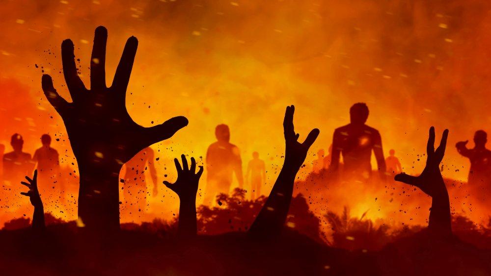 hellish hands