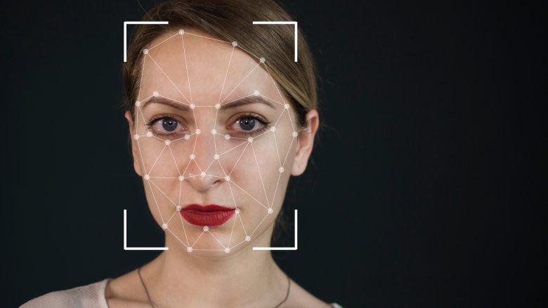 deepfake facial recognition woman