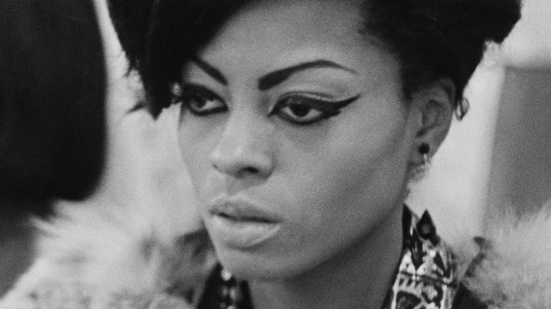 portrait of Diana Ross circa 1965