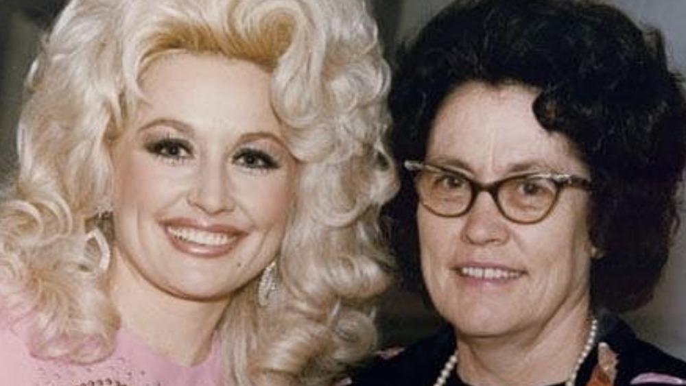 Dolly Parton and Avie Parton