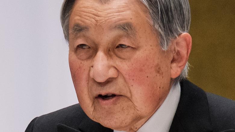 Emperor Akihito