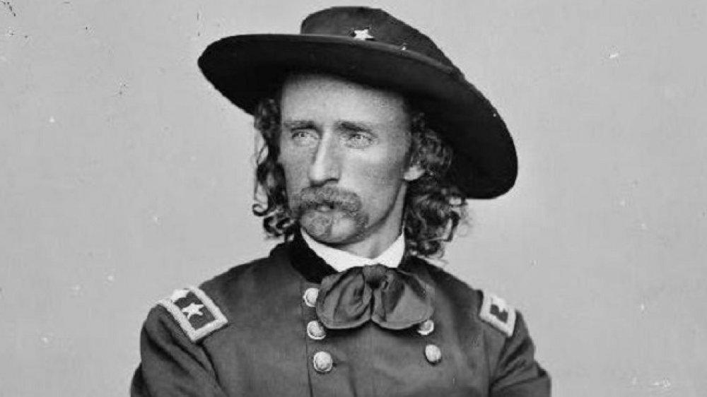 Custer circa 1865