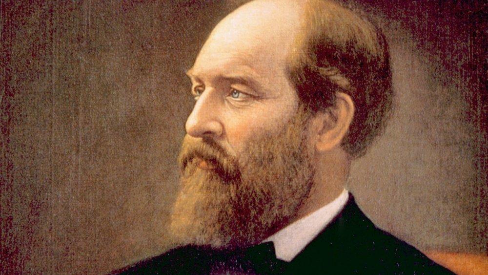 President James A. Garfield