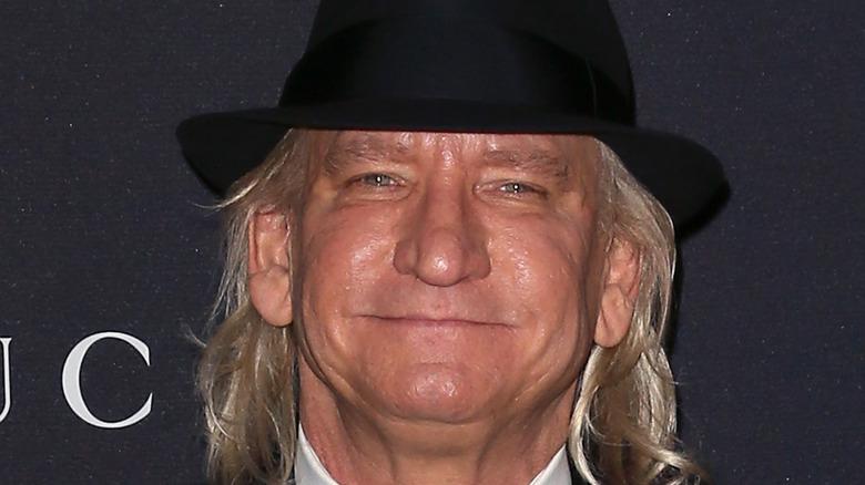 Joe Walsh smiling