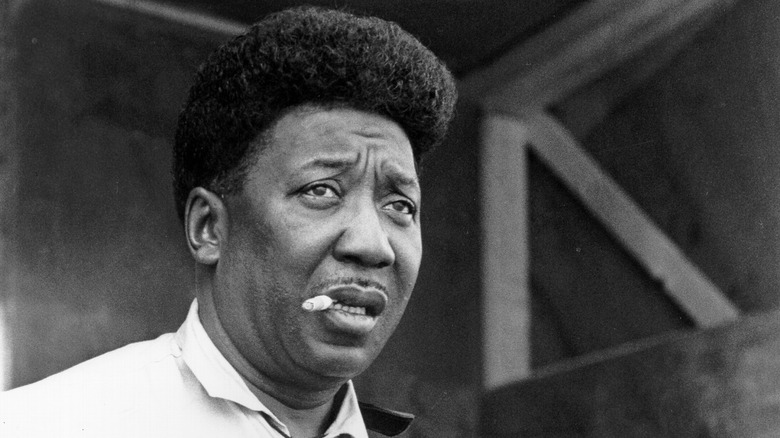 Muddy Waters in 1969