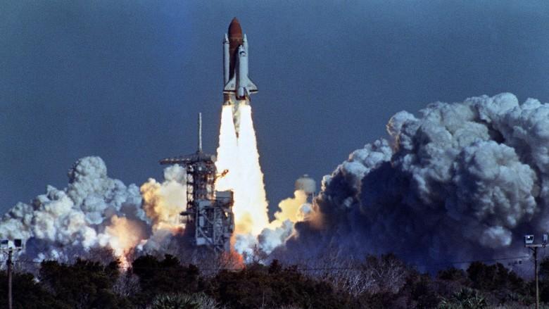 challenger space shuttle