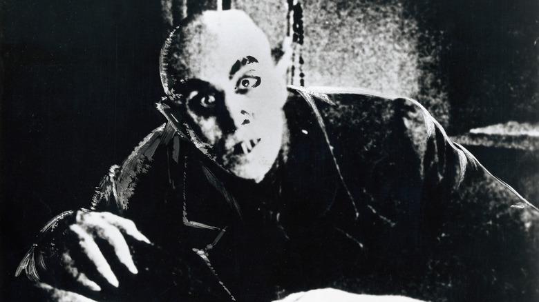 Max Schreck as Nosferatu