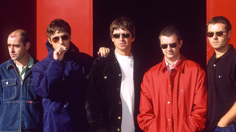 Oasis in 1997