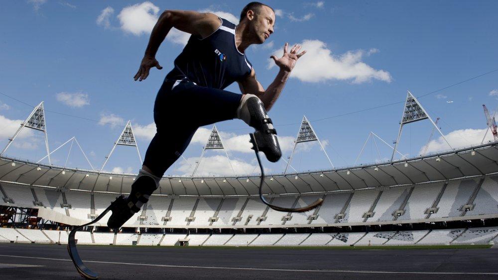 Oscar Pistorious Olympics
