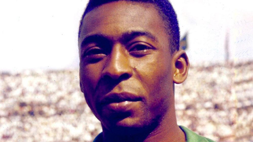 Pelé at 1970 World Cup