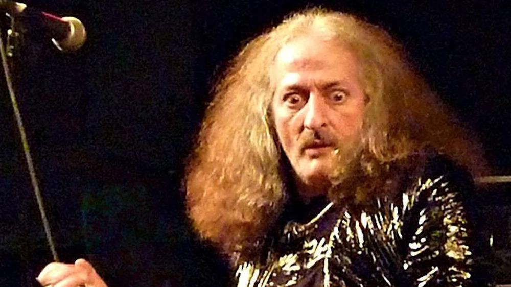 Bobby Liebling of Pentagram, 2011