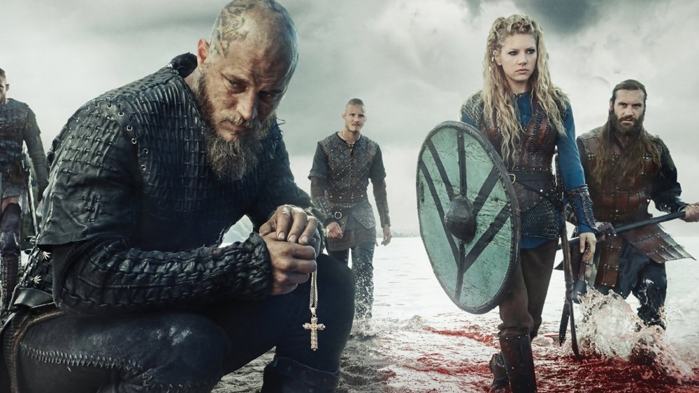 History Channel's Vikings