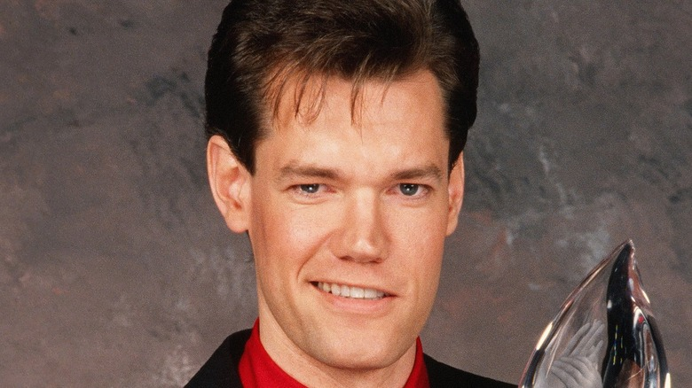 Randy Travis at the People's Choice Awards