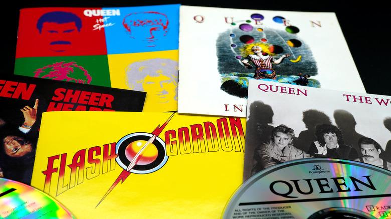 Queen albums