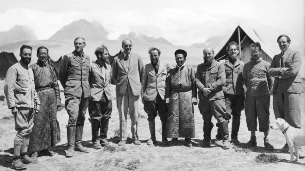 Nazi Tibetan Expedition