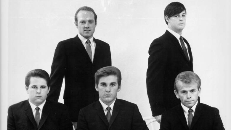 The Beach Boys group portrait (1962)