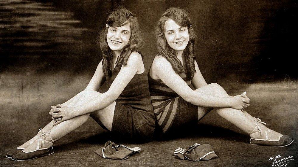 Violet and Daisy Hilton