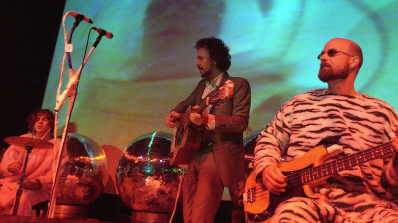 The Flaming Lips on Stage