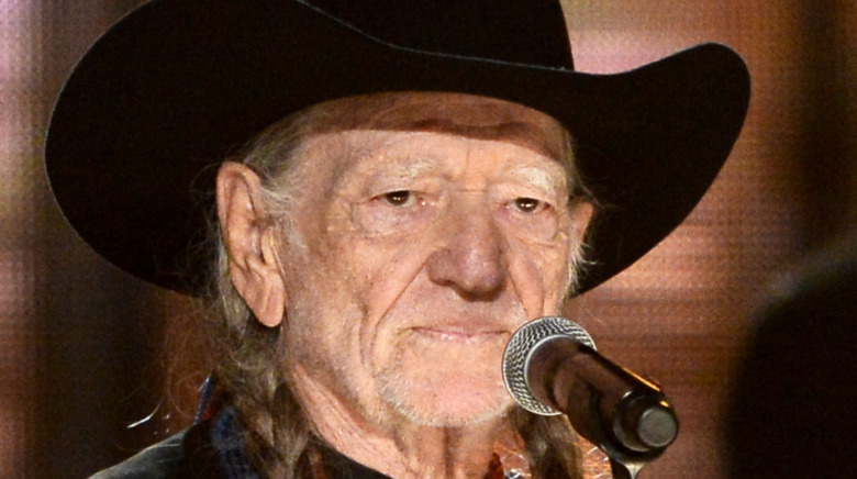 willie nelson of The Highwaymen