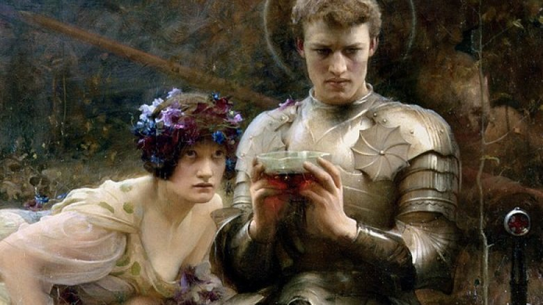 sir percival and the grail