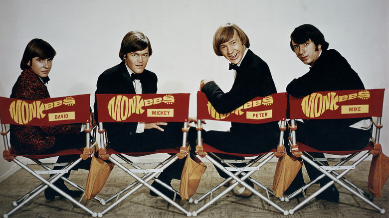 The Monkees promotional photo