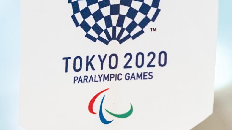 Tokyo 2020 Paralympics Flag