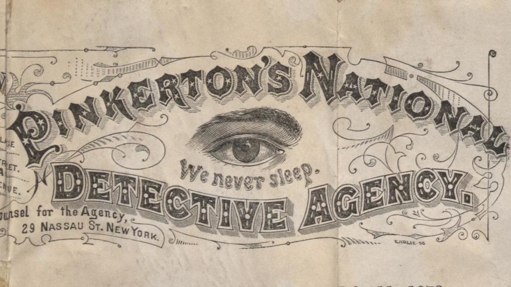 Pinkerton Logo