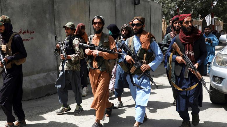 The Taliban in Kabul