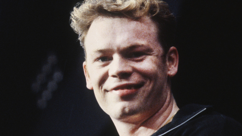 Ali Campbell of UB40 smiling