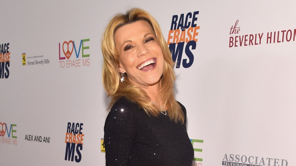 Vanna White at the 26th annual Race to Erase MS gala