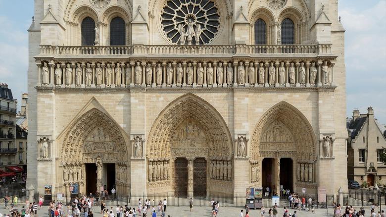 Notre-Dame de Paris in 2013