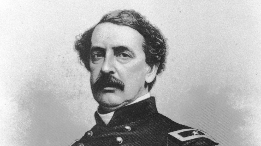 General Abner Doubleday, the man wrongly believed to have invented baseball
