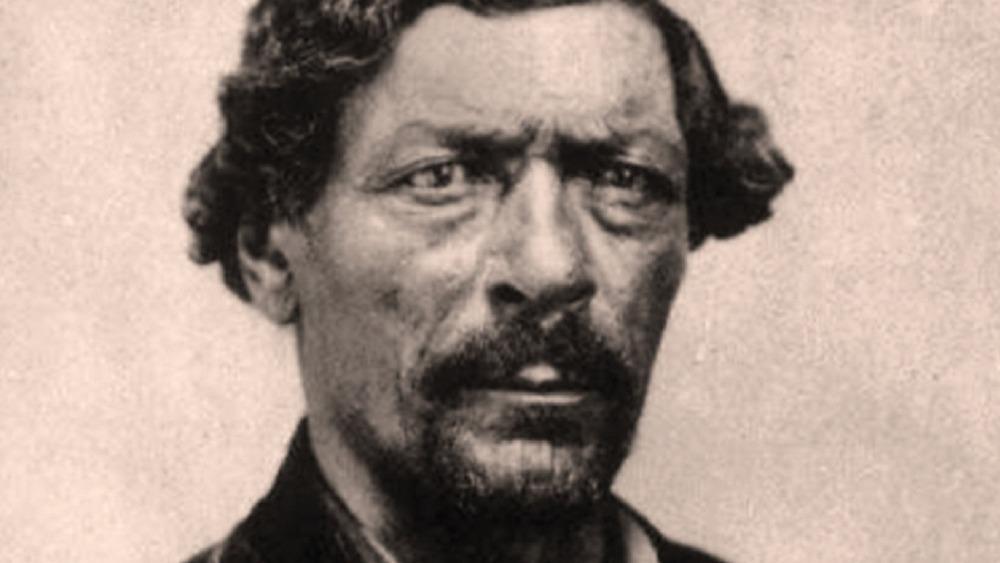James Beckwourth circa 1856