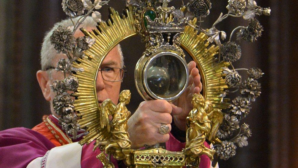 blood of saint januarius