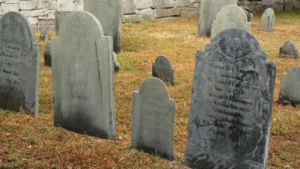 The Burying Point, Salem, Massachusetts, United States