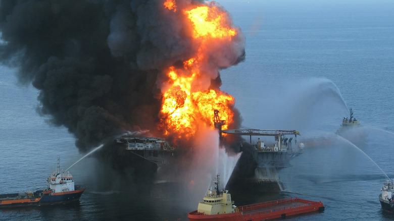 bp deepwater horizon oil spill