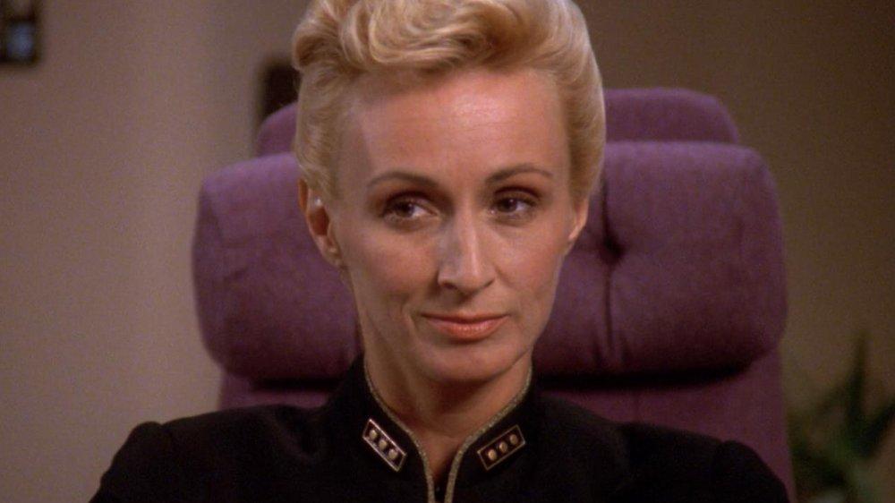 "Screenshot from ""Chain of Command"", Star Trek: The Next Generation"