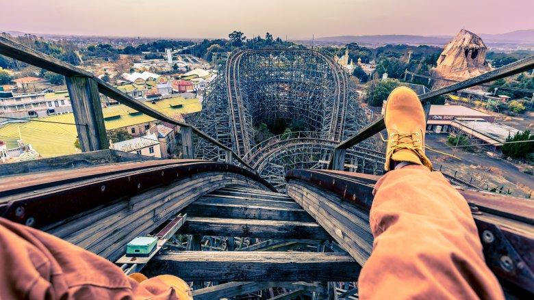 roller coaster noooooo