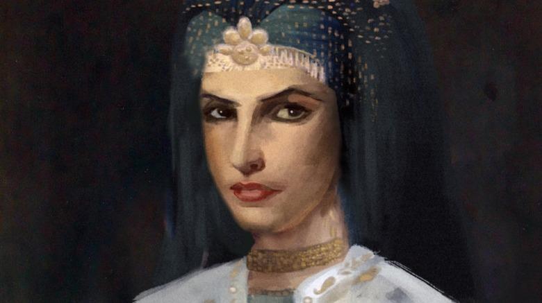 Sayyida al Hurra portrait