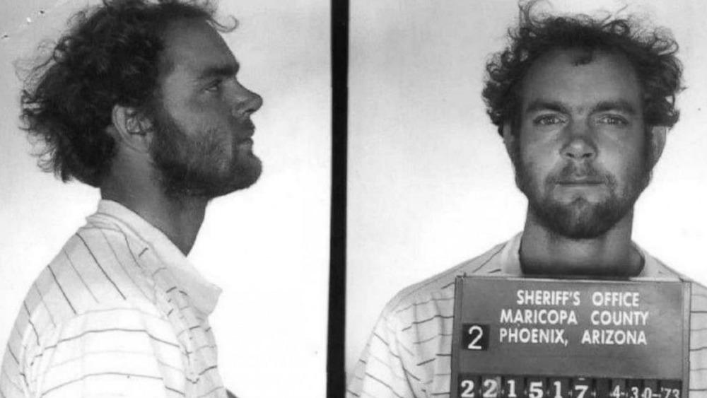 Terry Rasmussen mugshot