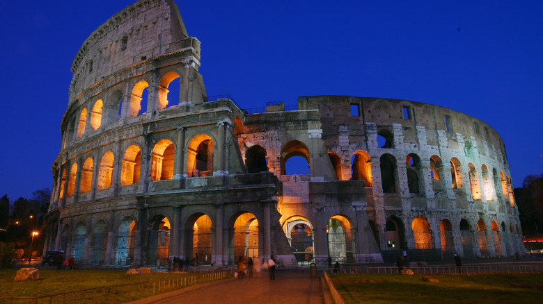 Ancient Roman Colossium