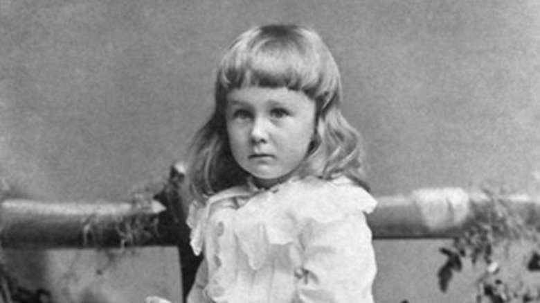 child early 1900s