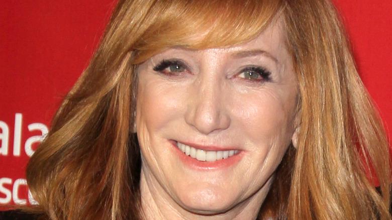 Patti Scialfa smiling
