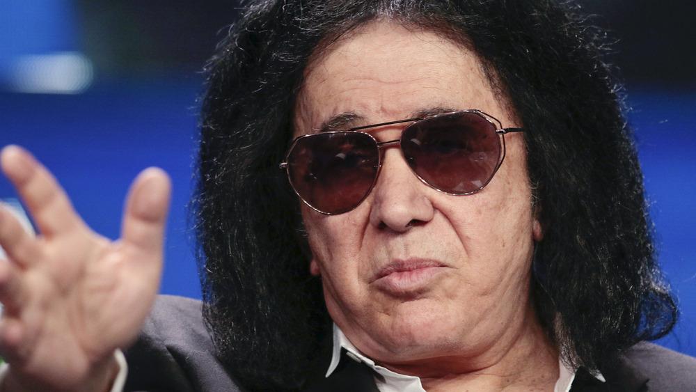 Kiss founder Gene Simmons