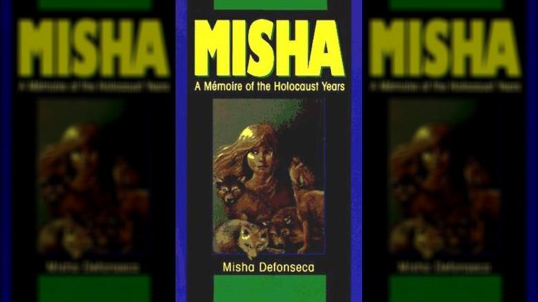 Misha book cover