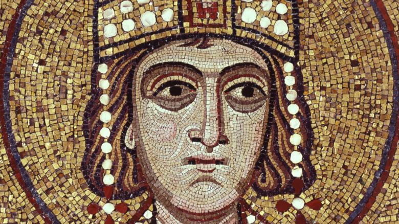 Mosaic of King Solomon