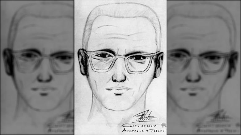 Police sketch of the Zodiac Killer