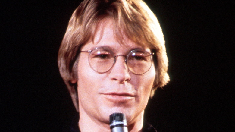 singer John Denver