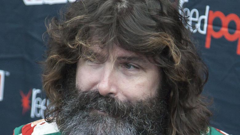 Mick Foley in 2014